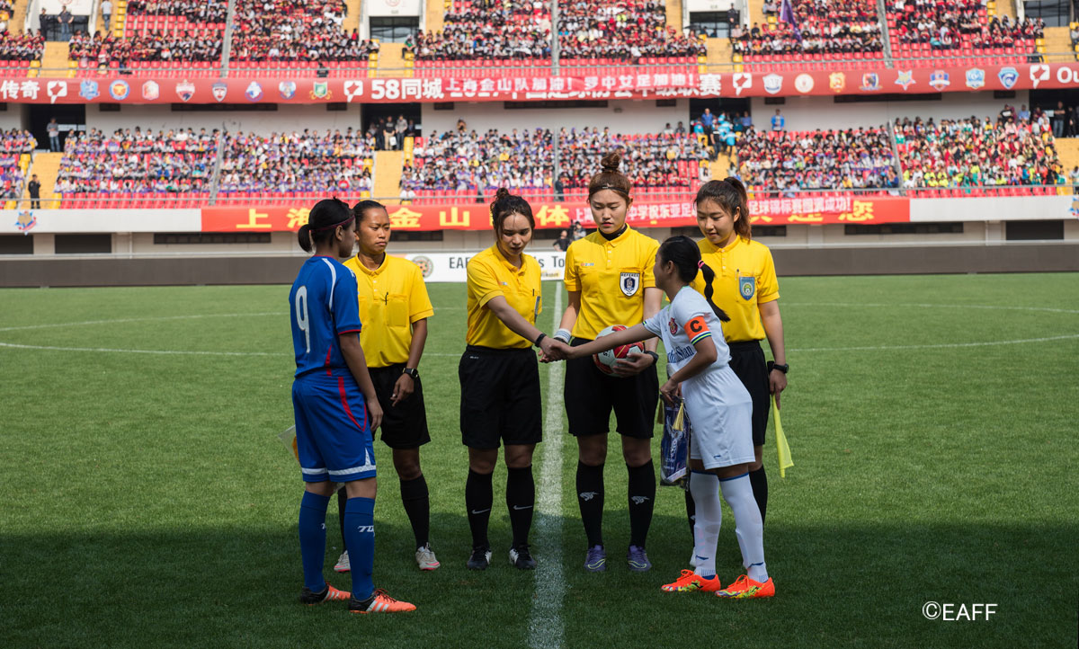 Chinese Taipei vs Shanghai Jinshan