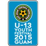 EAFF U-13 Football Festival in Guam 2015.