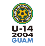 EAFF U-14 Youth Tournament in Guam in July 2004 WINNER.