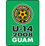 EAFF U-18 Youth Tournament in Guam in July 2008 WINNER.