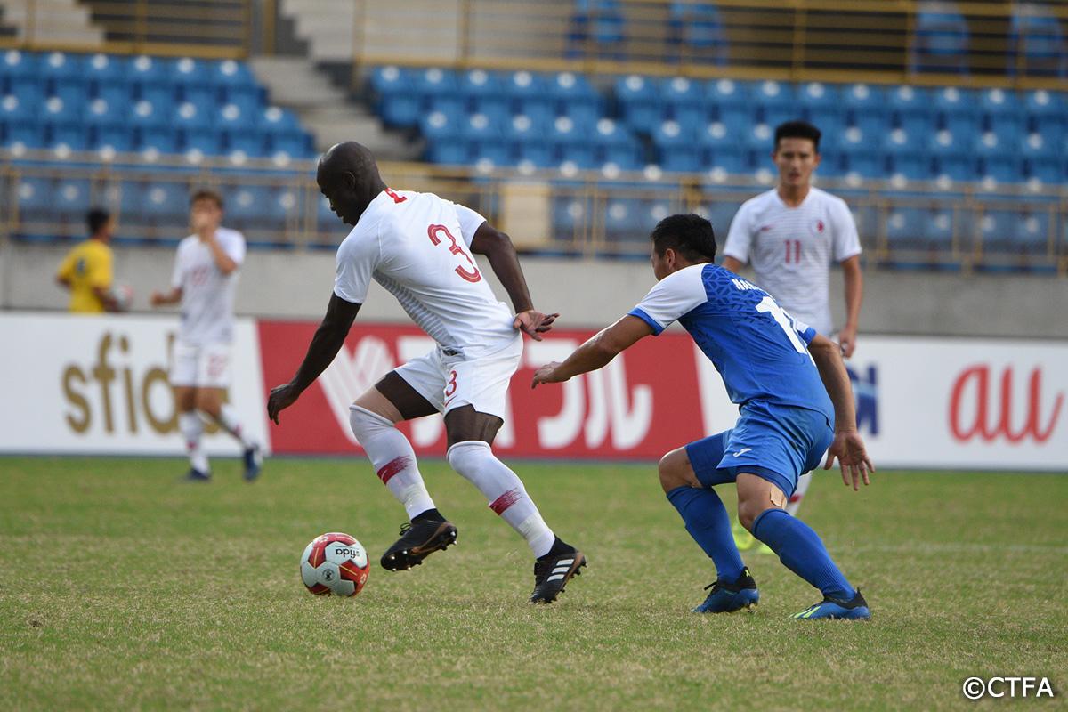 Chinese Taipei vs Mongolia