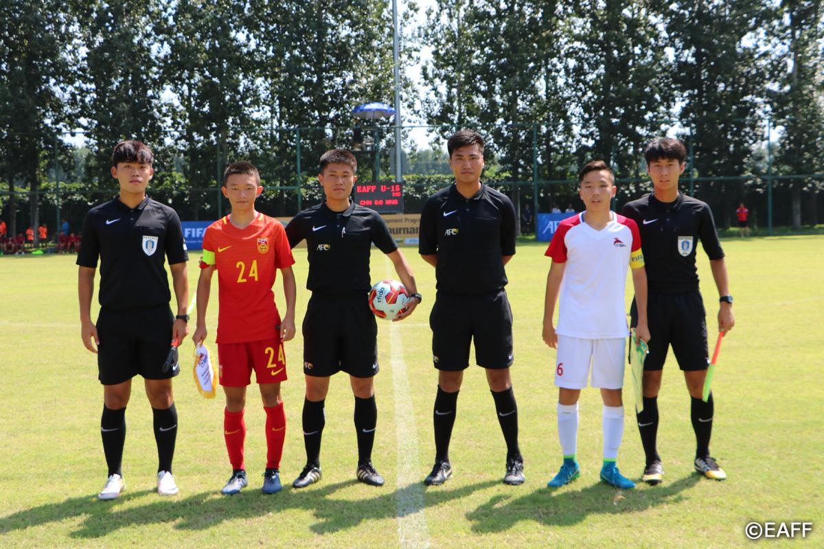 China PR vs Mongolia