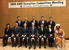 EAFF unanimously agreed to support Gianni Infantino for the upcoming FIFA presidential election