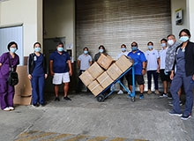 GFA donates needed equipment to Guam Memorial Hospital